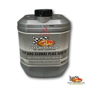 Gulf Western Top Dog Global Plus 10L