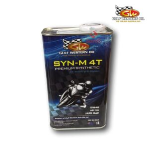 SYN-M 4T – Motorcycle Oil 1L